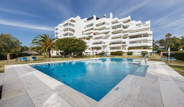 Apartments for sale in Guadalmina