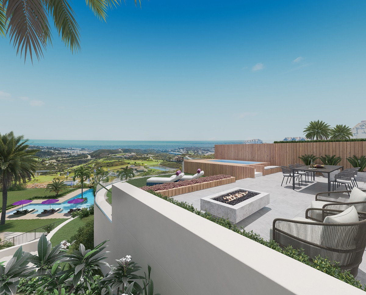 Apartments for sale in Mijas Costa
