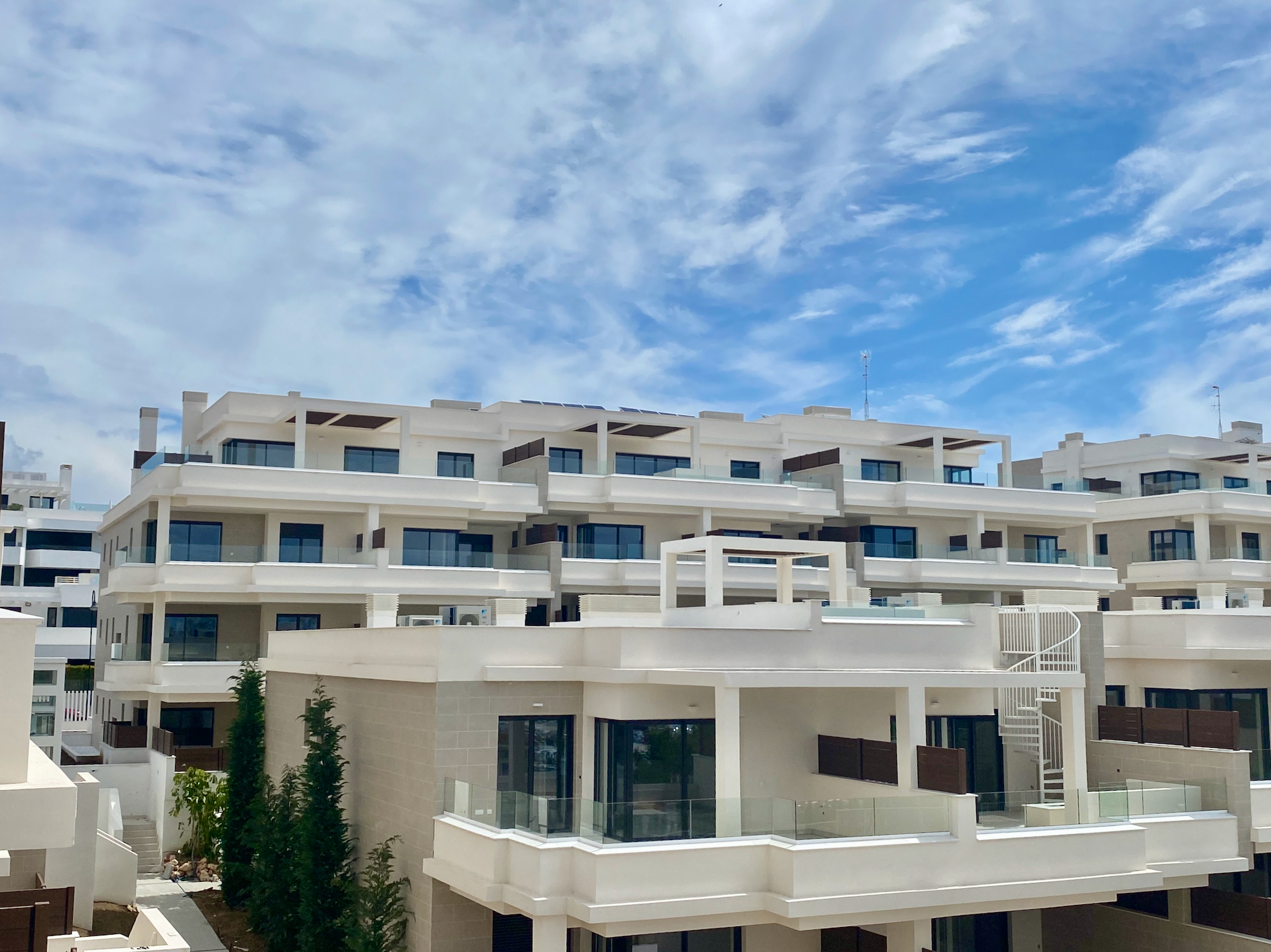 Apartments for sale in Mijas