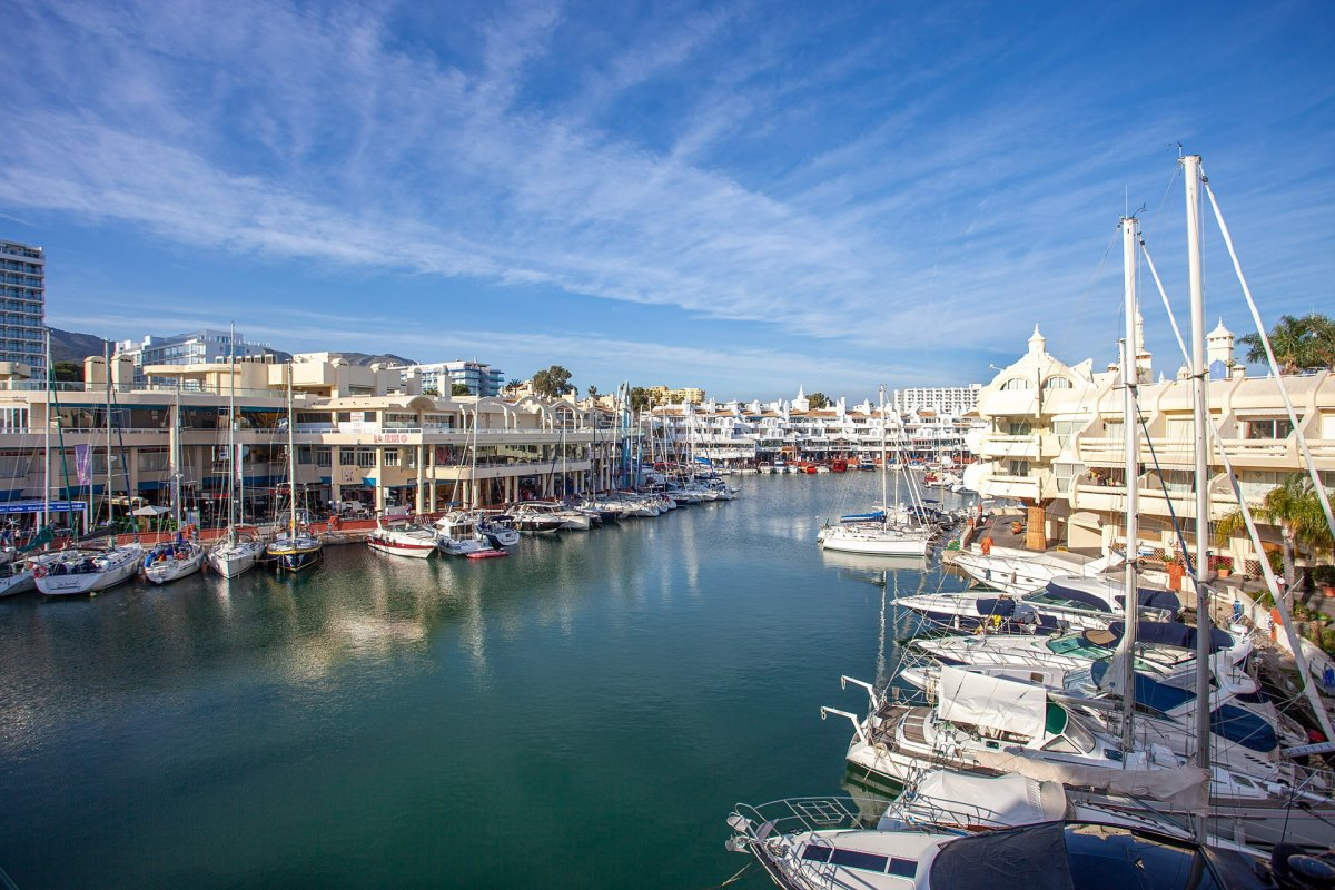 Penthouses for sale in Benalmadena