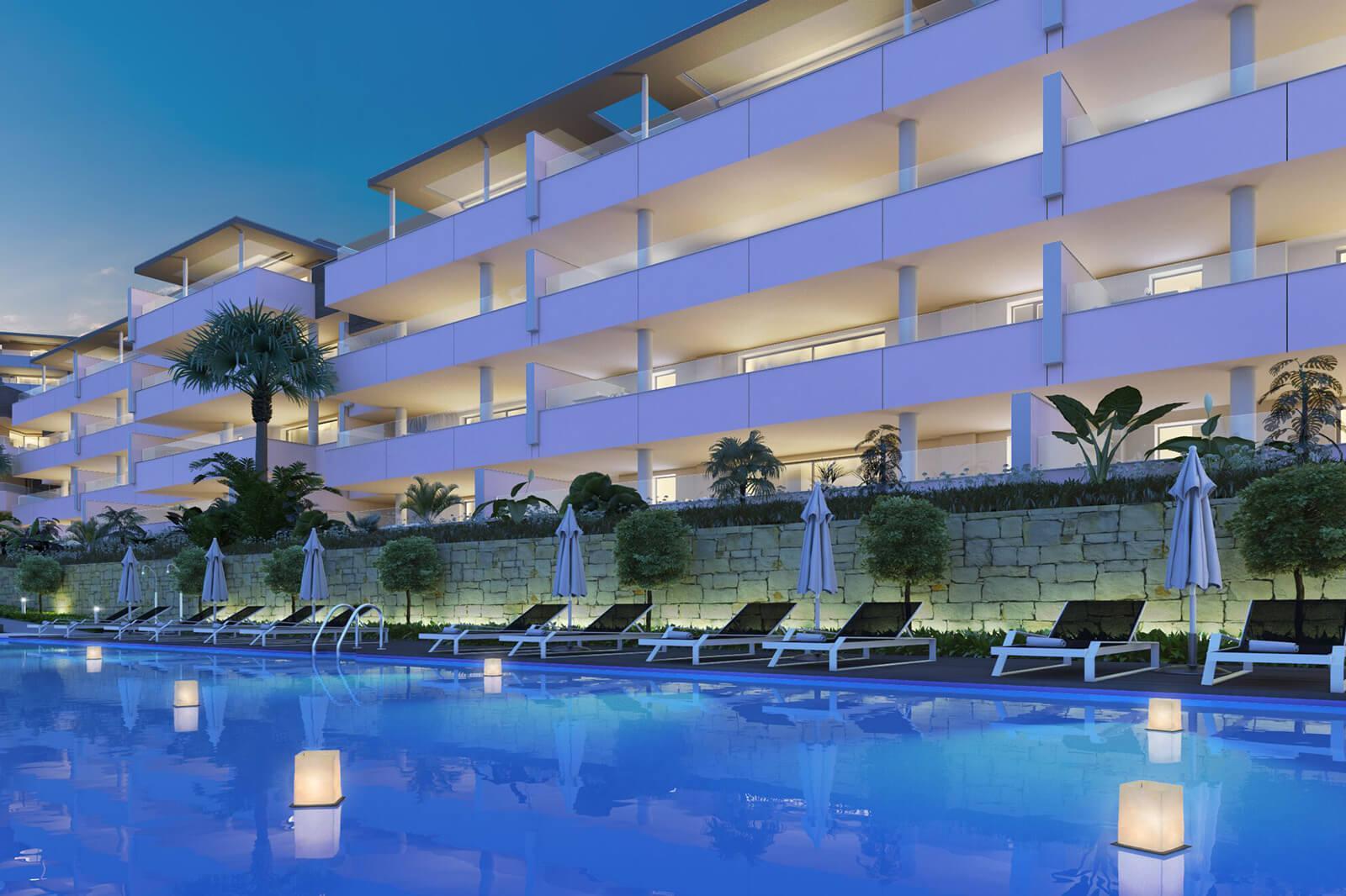 Penthouses for sale in Cortijo Blanco