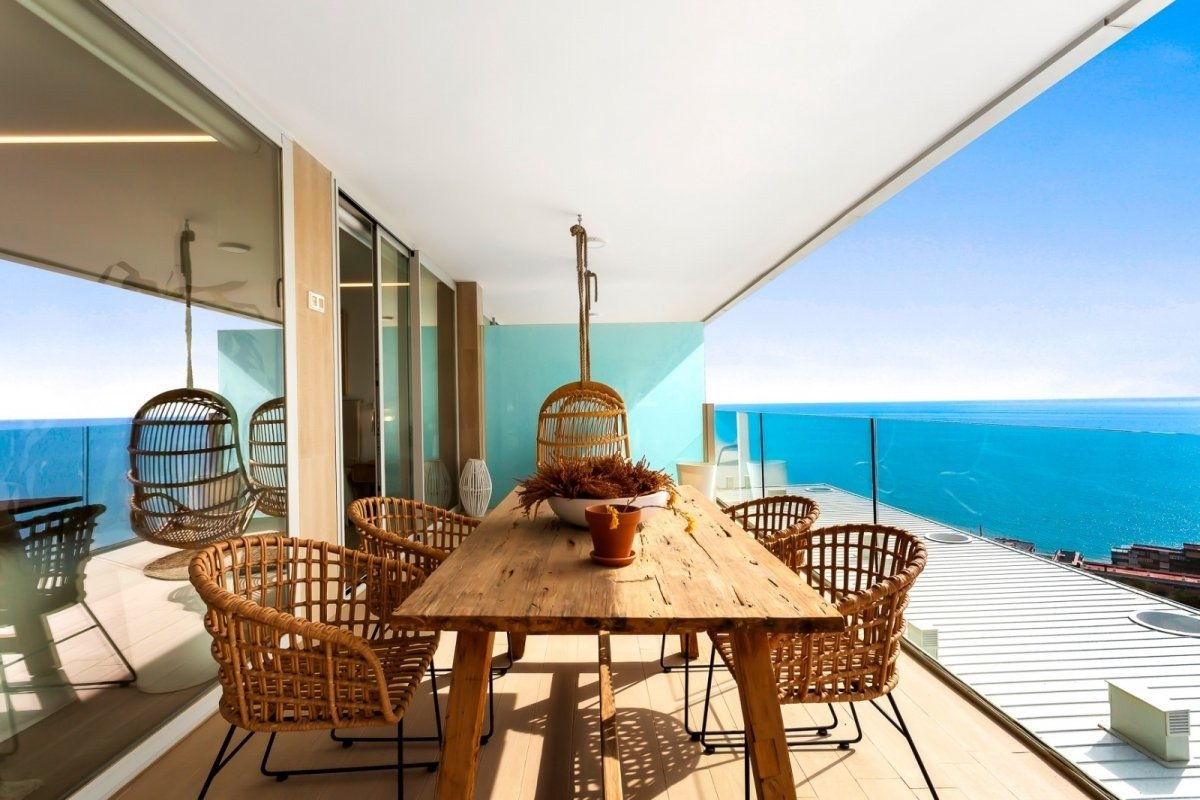 Penthouses for sale in La Mareina