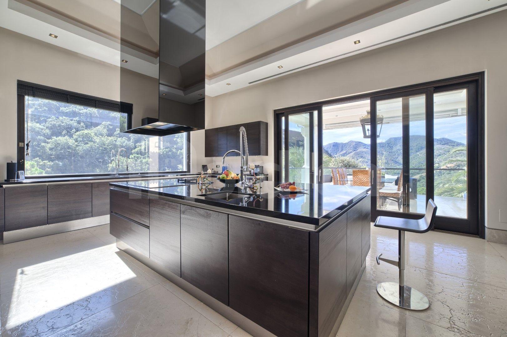 Penthouses for sale in La Zagaleta