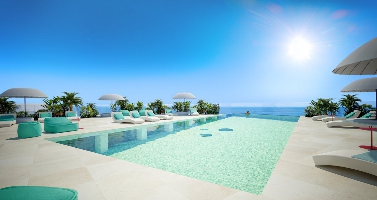 Penthouses for sale in Los Flamingos Golf Resort