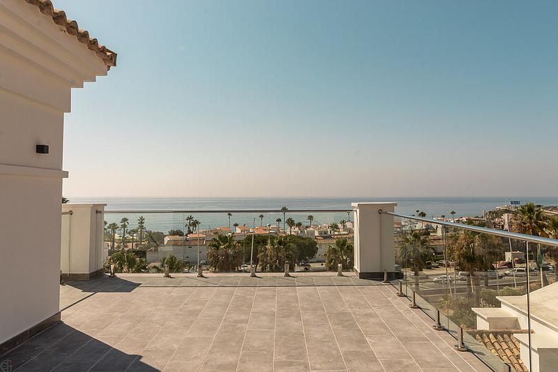 Penthouses for sale in Manilva