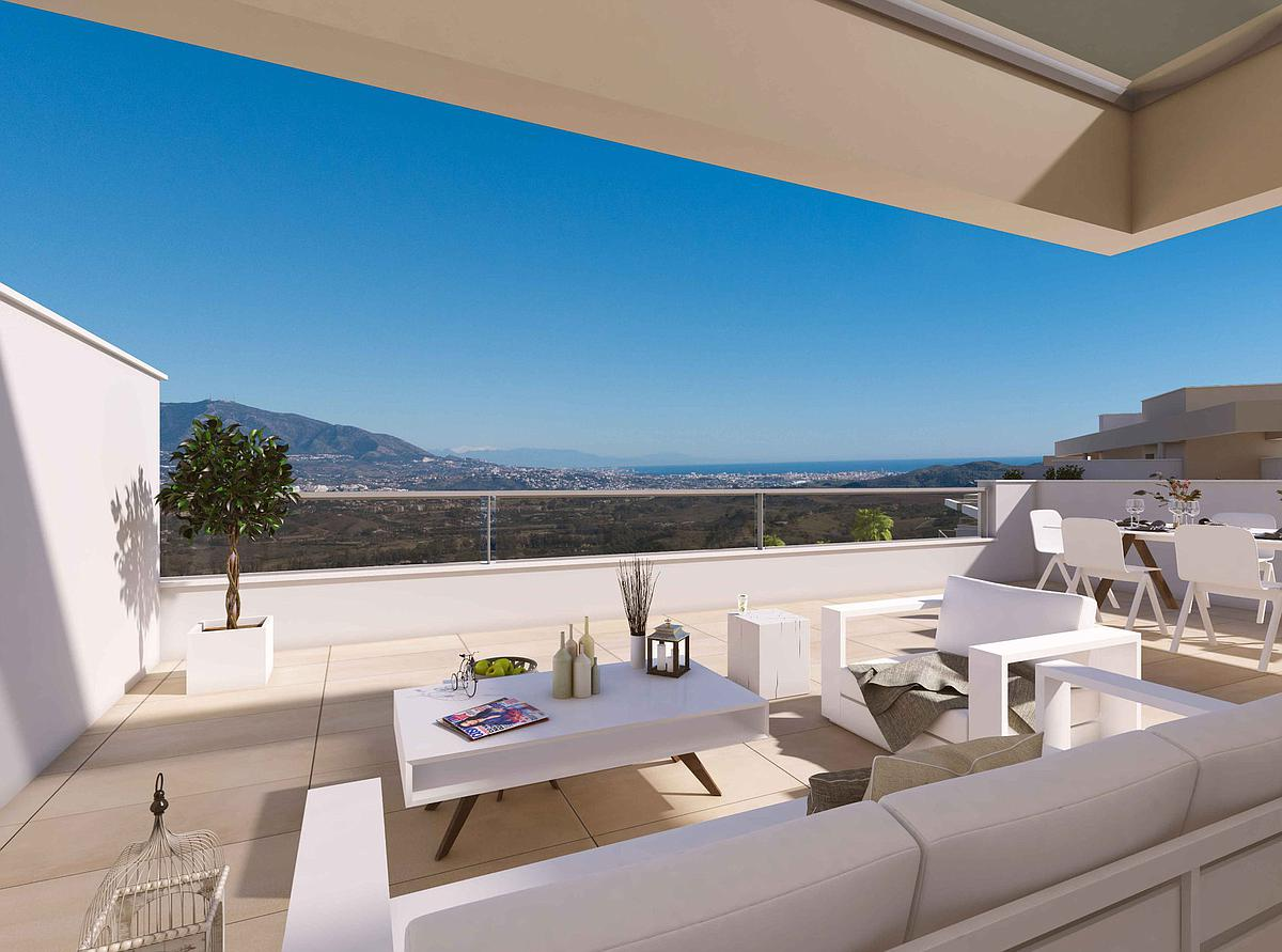 Penthouses for sale in Mijas
