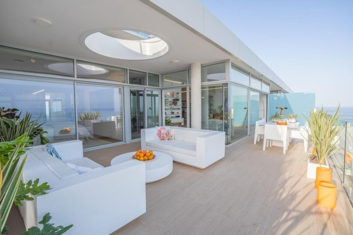 Penthouses for sale in Reserva del Higueron