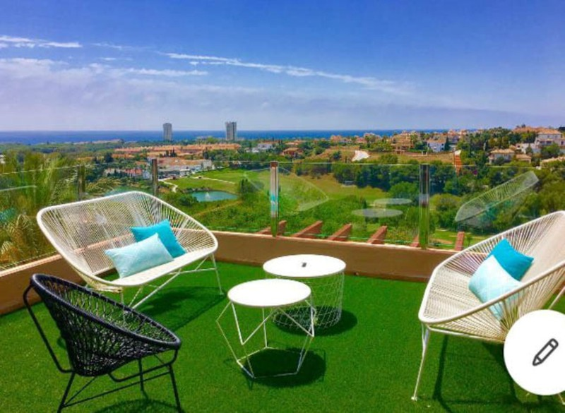 Penthouses for sale in Santa Clara Golf