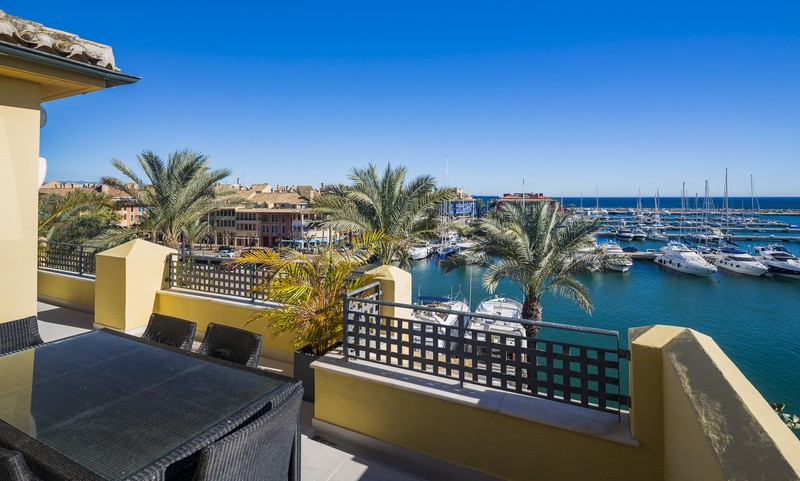 Penthouses for sale in Sotogrande