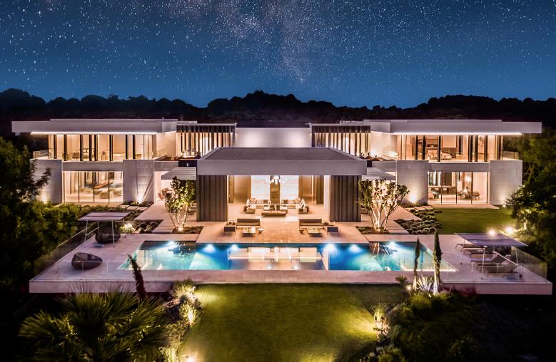Villas for sale in La Zagaleta