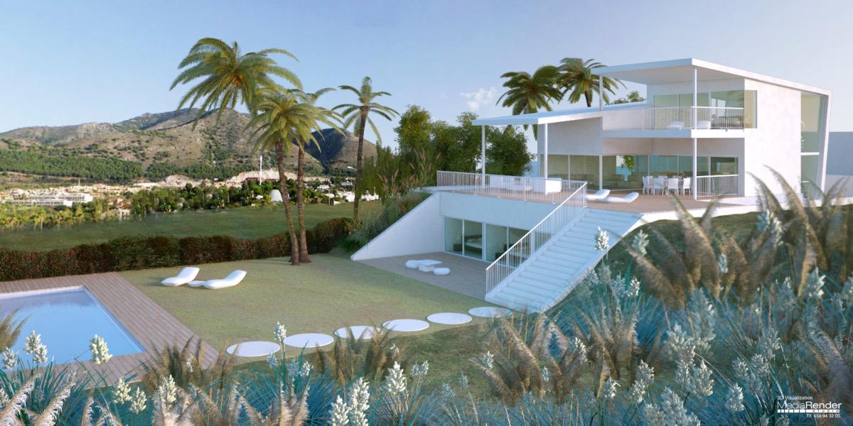 Villas for sale in Las Brisas Golf