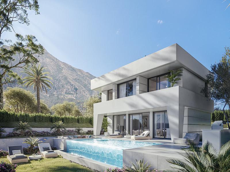 Villas for sale in Manilva