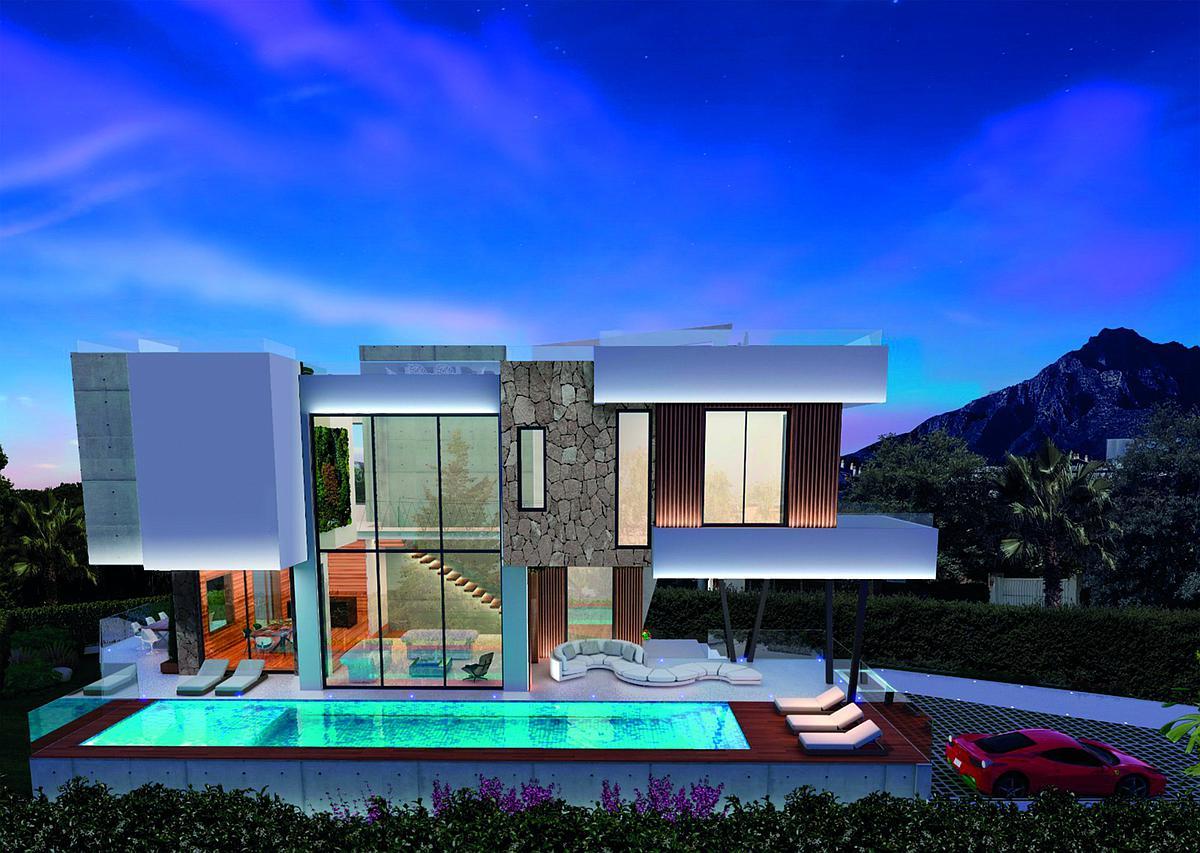 Villas for sale in Marbella