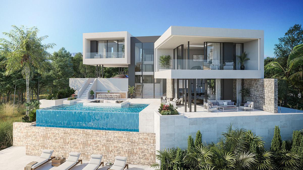 Villas for sale in Mijas Costa