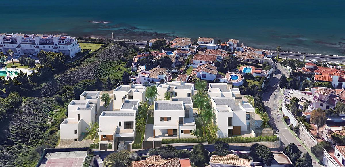 Villas for sale in Mijas