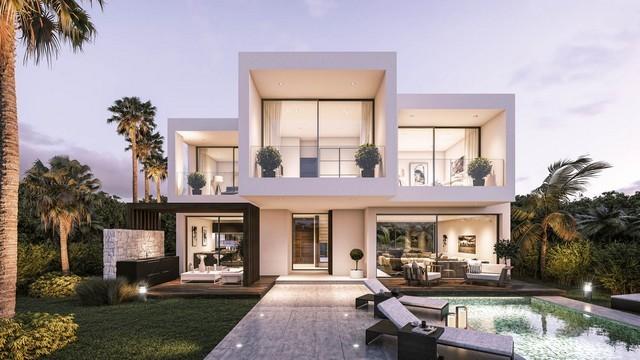 Villas for sale in New Golden Mile