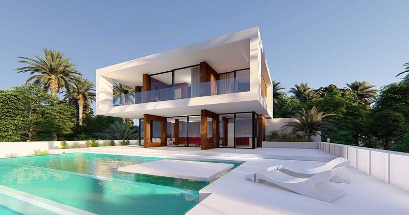 Villas for sale in Valle Romano